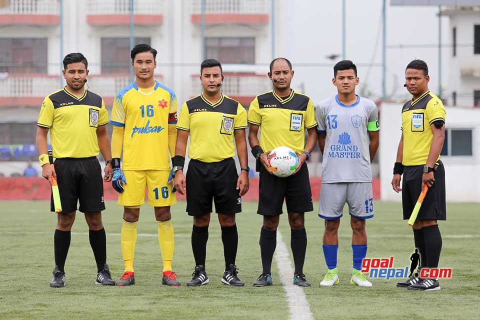 Lalit Memorial U18 Football Tournament | Tribhuwan Army CLub vs Jawalakhel Youth Club |