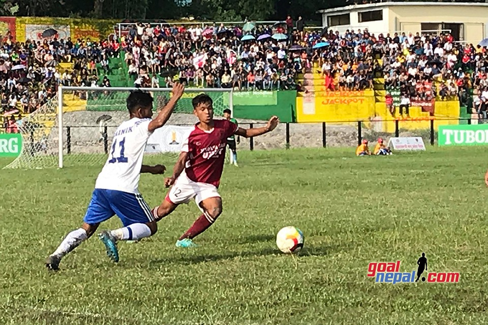 Province 1 CM League Final: Belbari FC Vs Sainik Youth