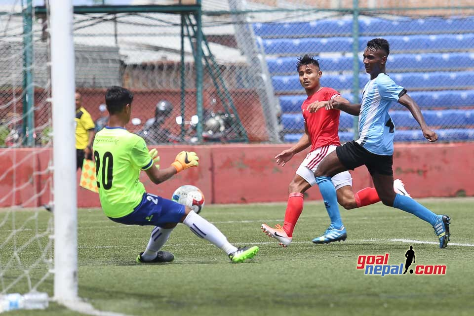 Lalit Memorial U18 Football Tournament | Manang Marshyangdi Club vs Brigade Boys Club |