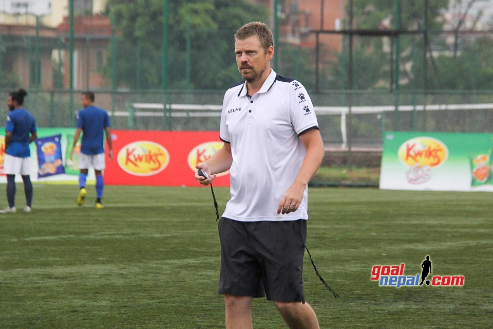 National Team Training for FIFA World Cup 2022 Qualifiers