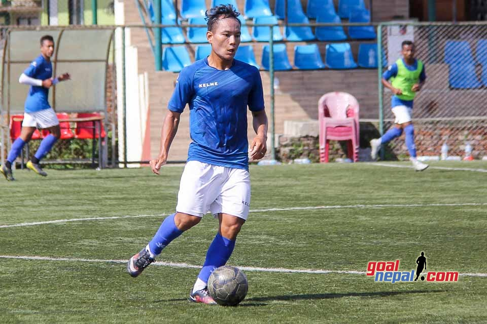 Nepal National Team Training For FIFA World Cup 2022 Qualifiers