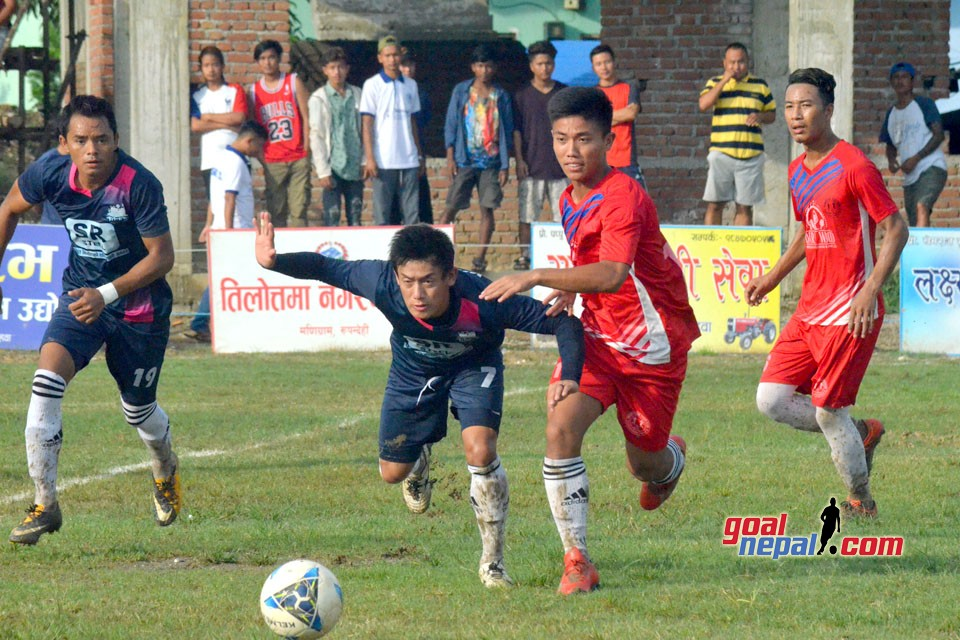 19th Lisnu Cup : Pharsatikar Yuwa Club 2-1 Waling United