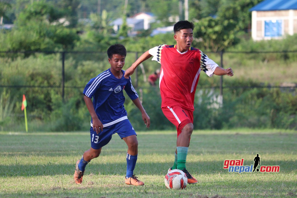 ANFA Academy Cup: Embryo Football Academy vs Mahendra Memorial Academy