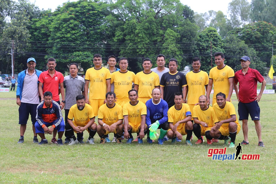 Chitwan Veterans Cup Day 2