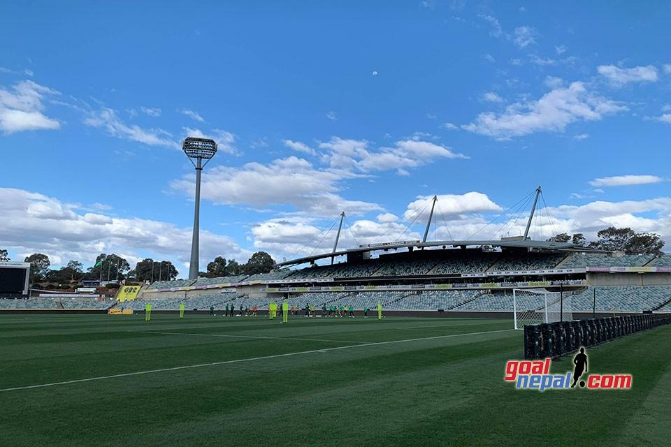 Australia Vs Nepal - GIO Stadium Report