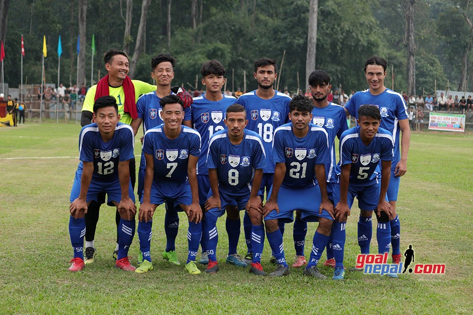 3rd Dangihat Gold Cup Kicks Off