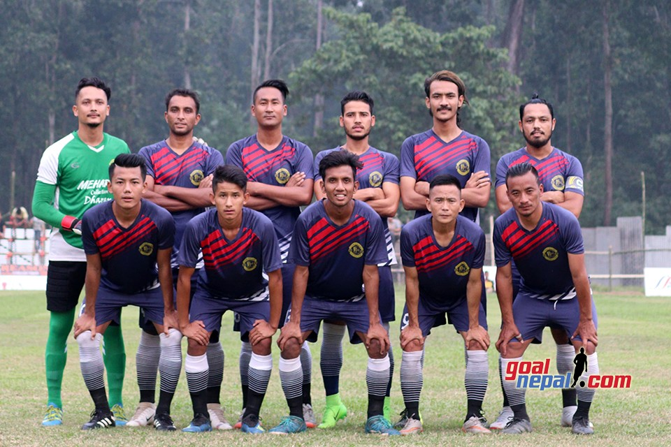 Dharan FC Enters SFs Of Dangihat Gold Cup