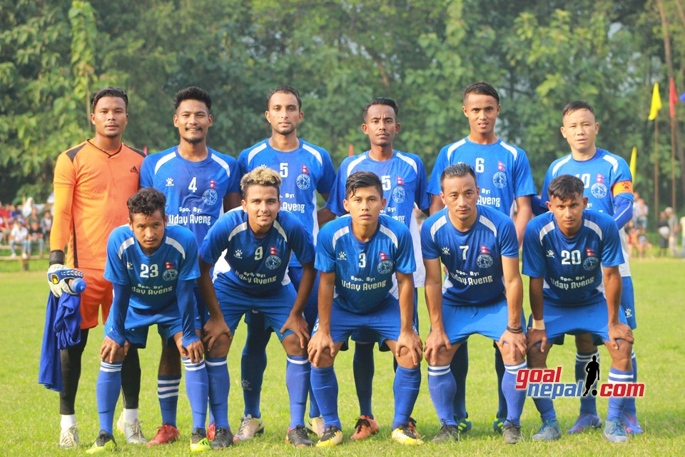 Everest FC enters SFs of 4th Baraha Gold Cup 2076