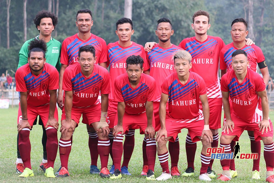 Dangihat FC Enters SFs Of 3rd Dangihat Gold Cup