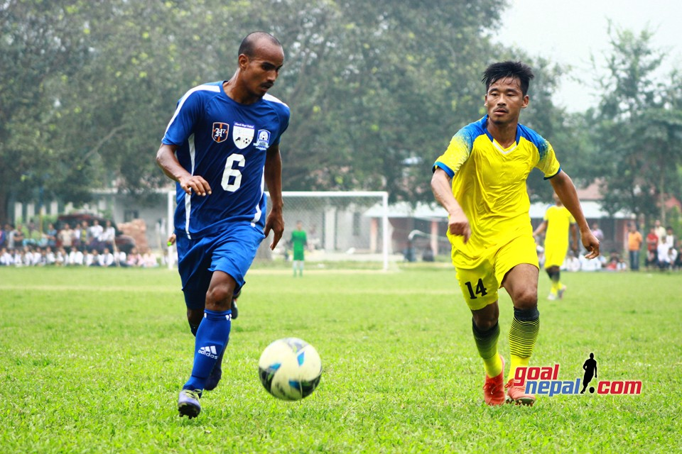 Church Boys United enters Final of 4th Baraha Gold Cup.