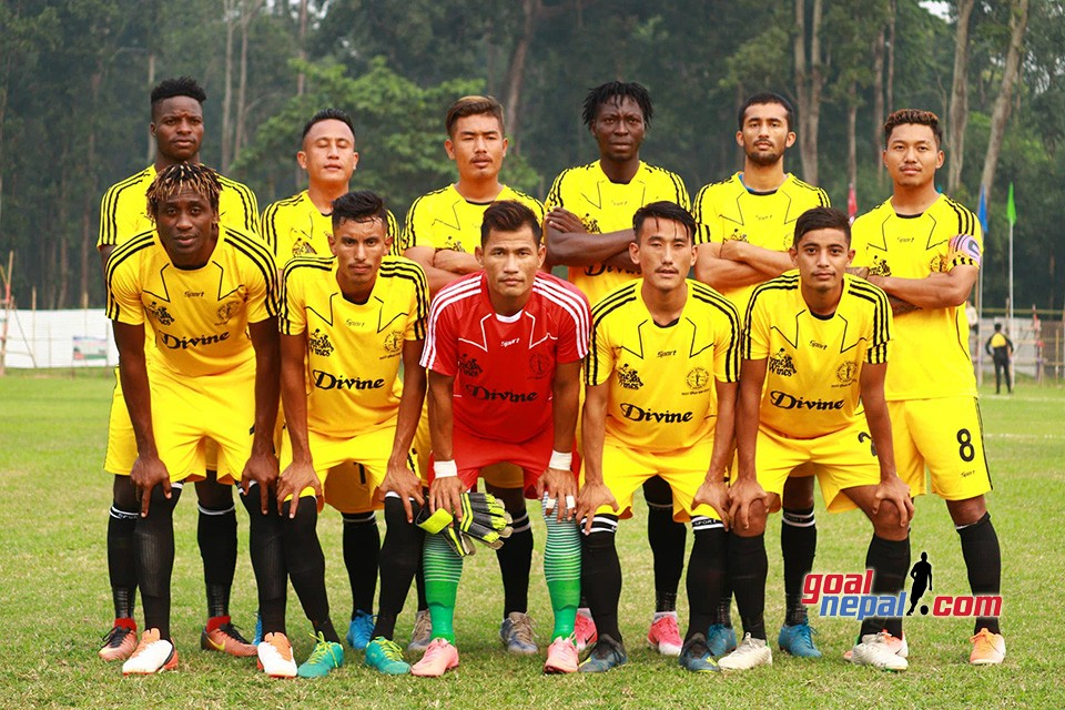 Boys Union Club Enters FINAL Of 3rd Dangihat Gold Cup