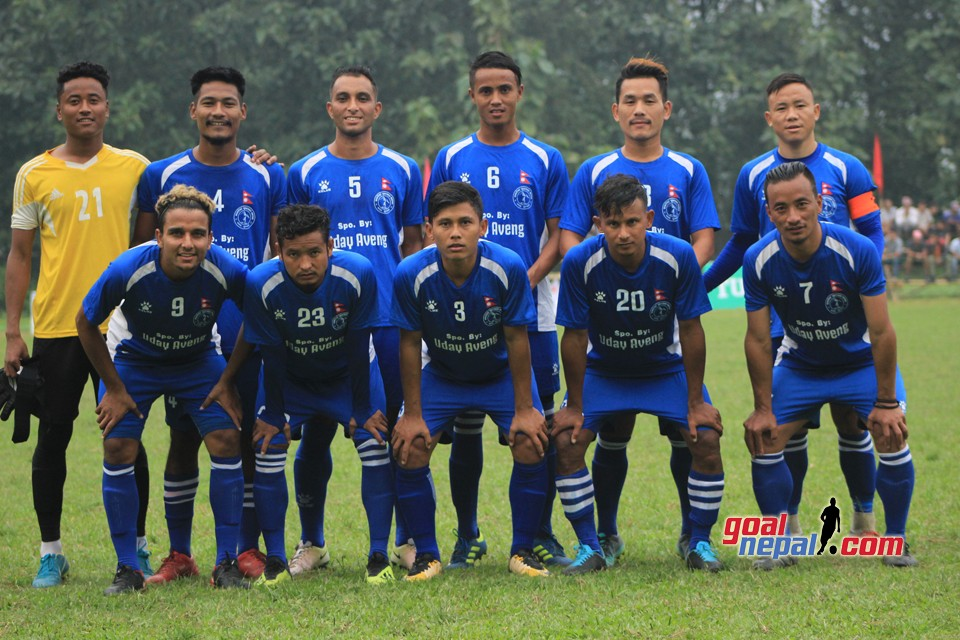 Everest FC enters Final of 4th Baraha Gold Cup.