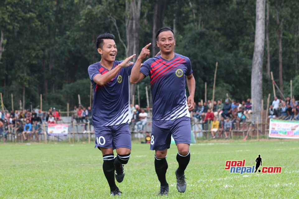 Dharan FC enters Final of 3rd Dangihat Gold Cup.