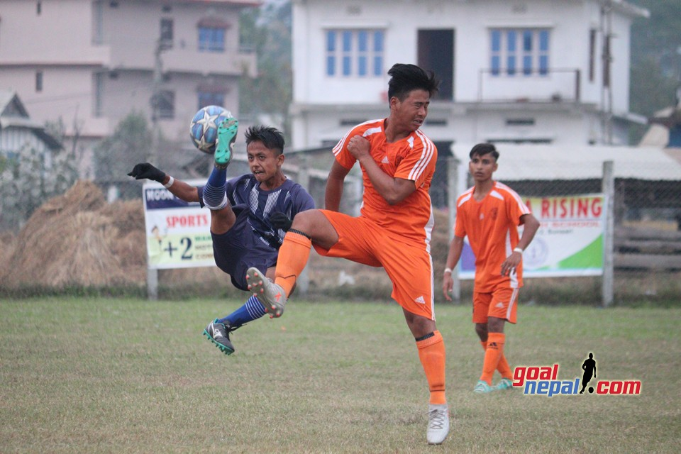 Sunsari: 4th Barahkshetra PABSON cup football tournament