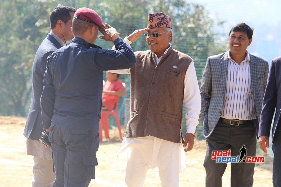 3rd Chandragiri  Goldcup Kicked OFF