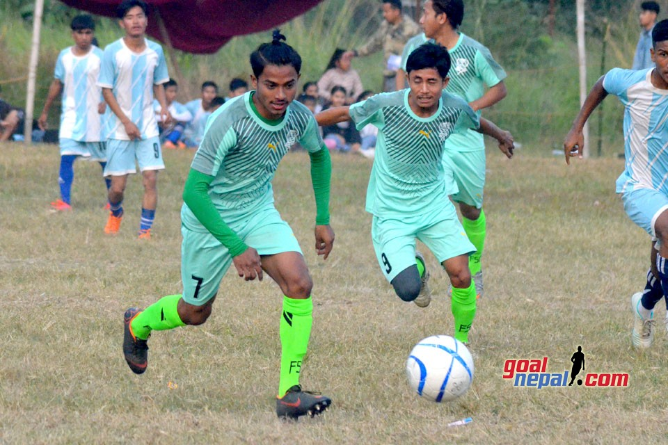 3rd NYC Cup : Jharna Sports Club vs Smriti Sports Club (Photos)