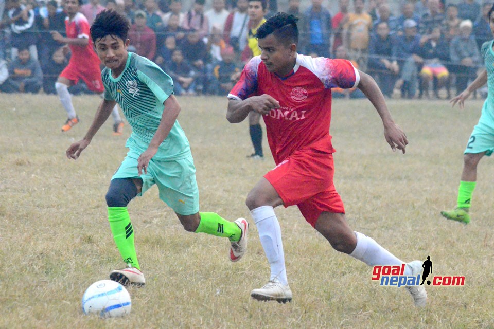 3rd NYC Cup : DMC Vs Jharna SC (Photos)