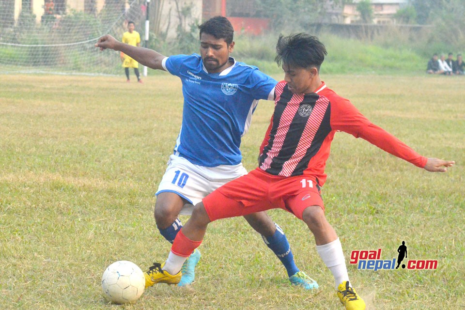 3rd NYC Cup : Pharsatikar Yuwa Club Vs New Srijana Yuwa Club (Photos)