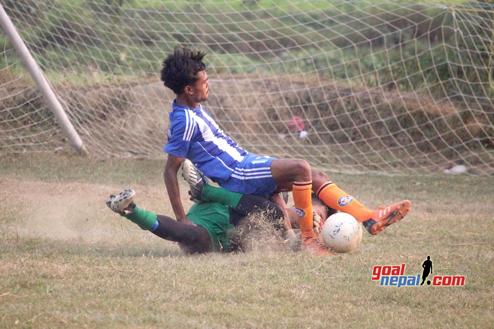 3rd Sanjiwani Cup : Lumbini Khukuri Club Vs Ranigunj Yuwa Club (Photos)