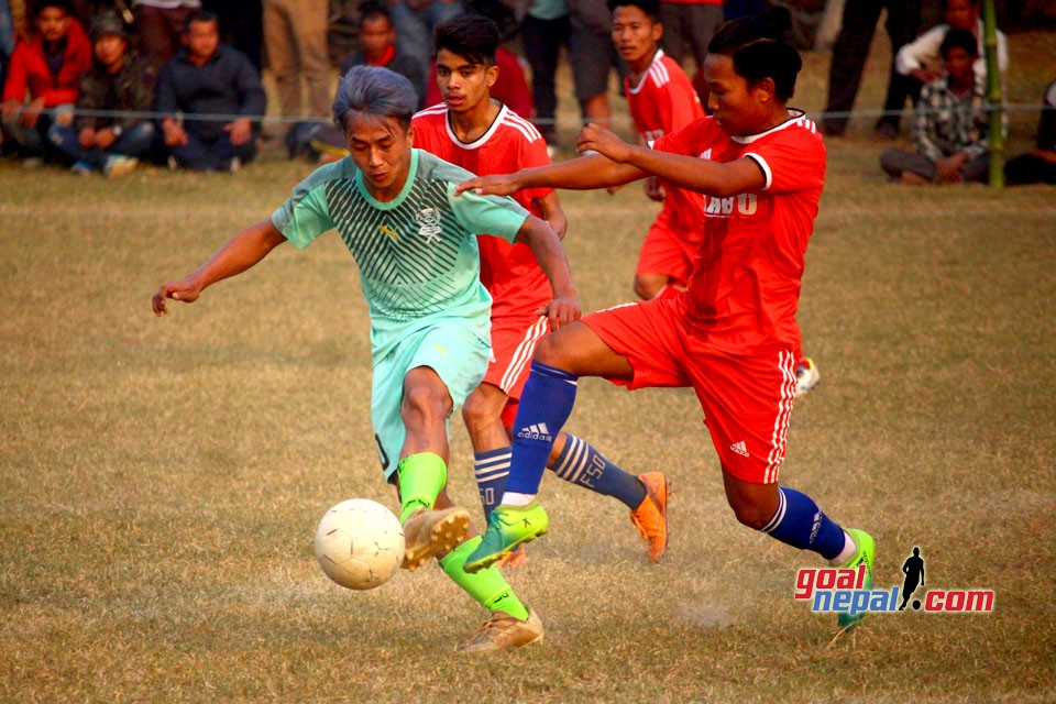 3rd Sanjiwani Cup : Jharna Sports Vs New Everest (Photos)