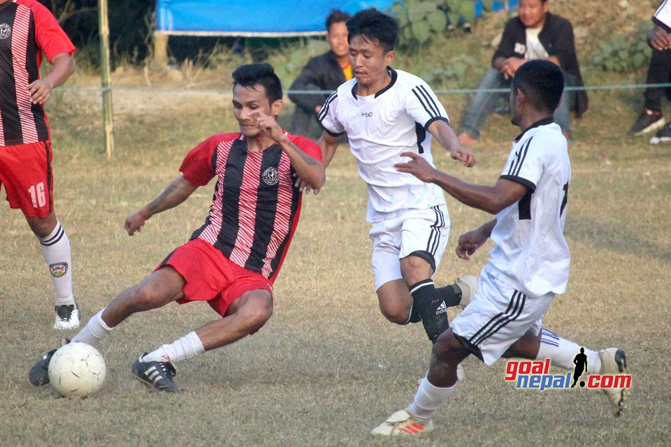 3rd Sanjiwani Cup : Lumbini Khukuri Club Vs Pharsatikar Yuwa Club (Photos)