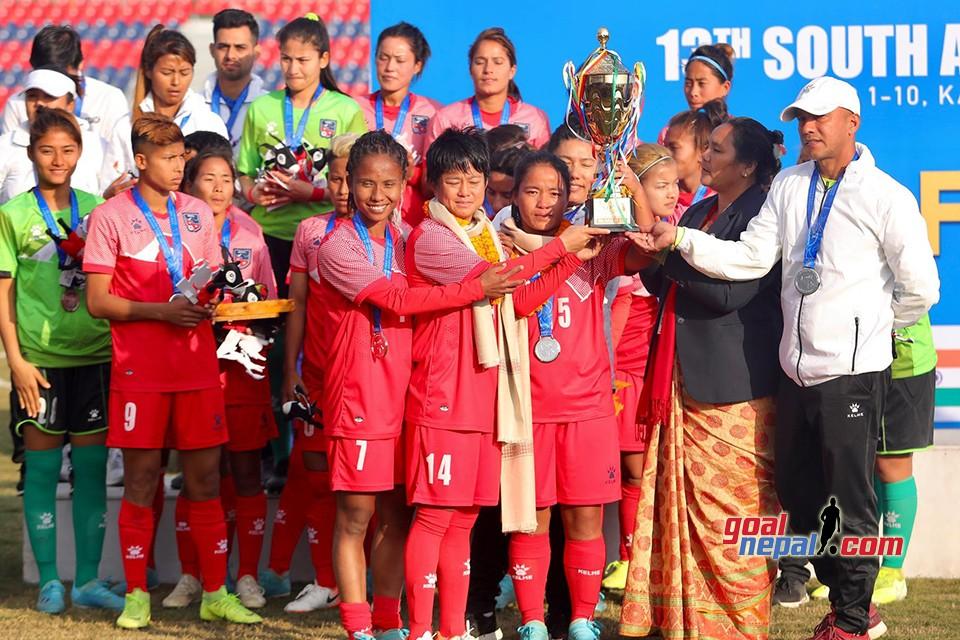13th SA Games 2019: Nepal Vs India - FINAL