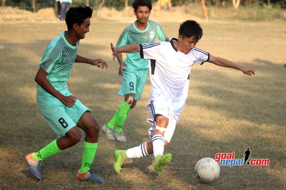 3rd Sanjiwani Cup Final : Lumbini Khukuri Club Vs Jharna Sports Club (Photos)