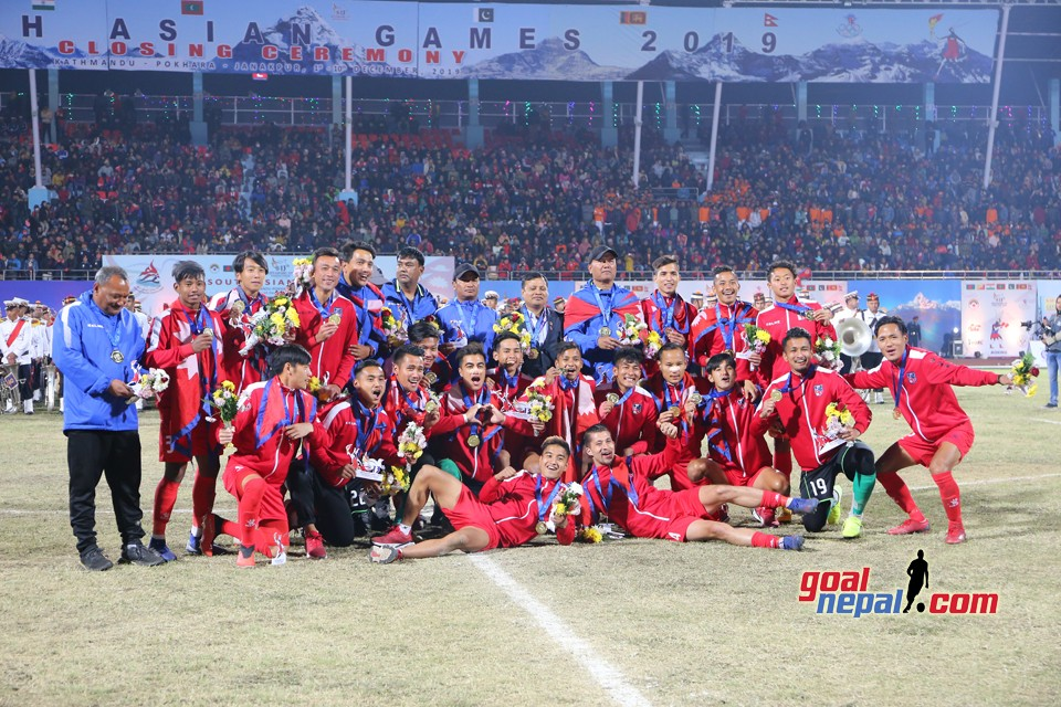 13th SA Games Final: Nepal Vs Bhutan