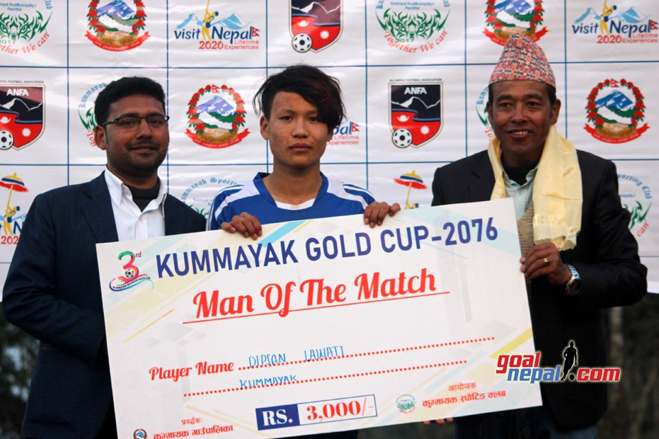 3rd Kummayak Gold Cup Kicks Off