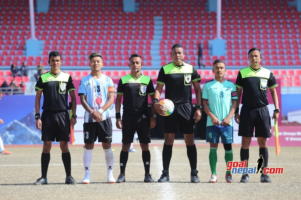 Qatar Airways Martyr's Memorial 'A' Division League: MMC Vs SYC