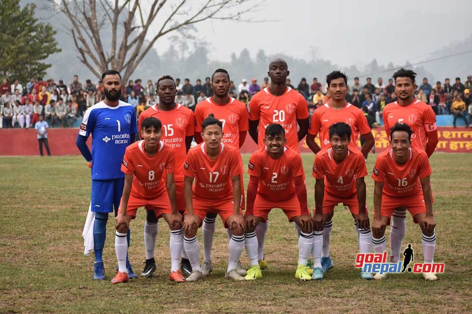 3rd Bagmati Goldcup: Jawalakhel Youth Club Vs New Danphe Youth Club