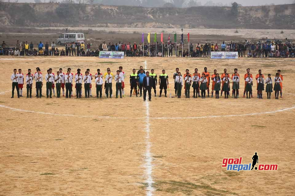 3rd Golbazar Mayor Goldcup 2076 | Church Boys vs Golbazar Sports Club |