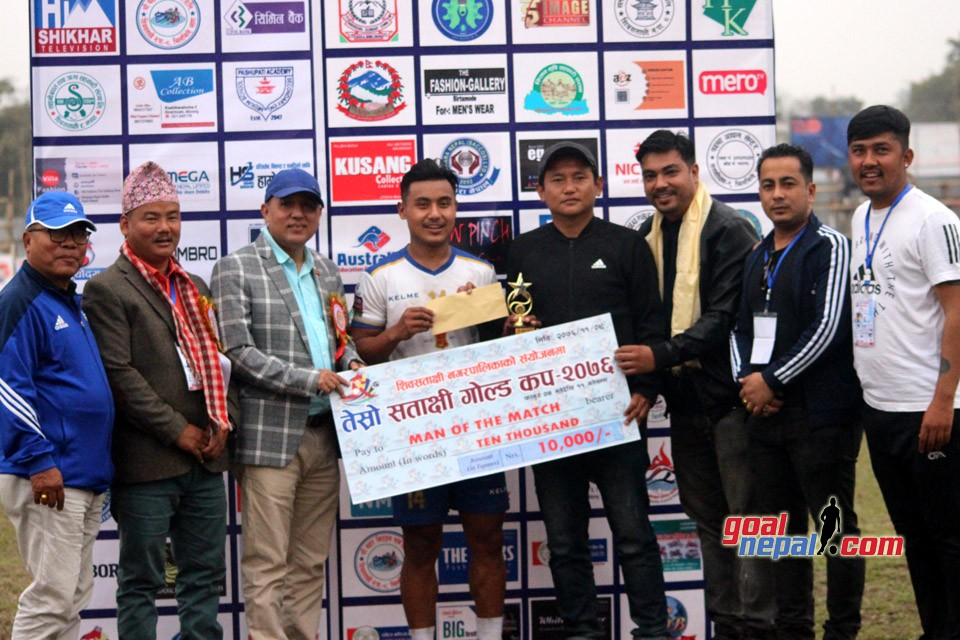 3rd Satashi Gold Cup: Machhindra Vs Nepal Army | MATCH PICS