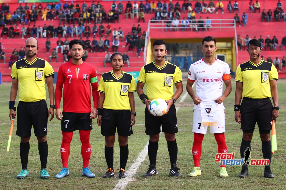Nepal Ice 4th Farwest Khaptad Gold Cup: NRT VS APF