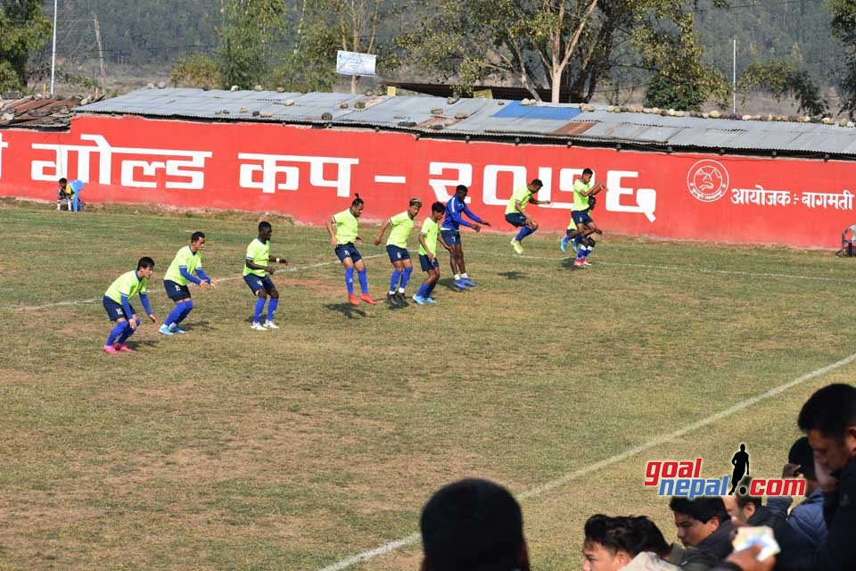 3rd Bagmati Gold Cup SF: JYC Vs Sankata Club