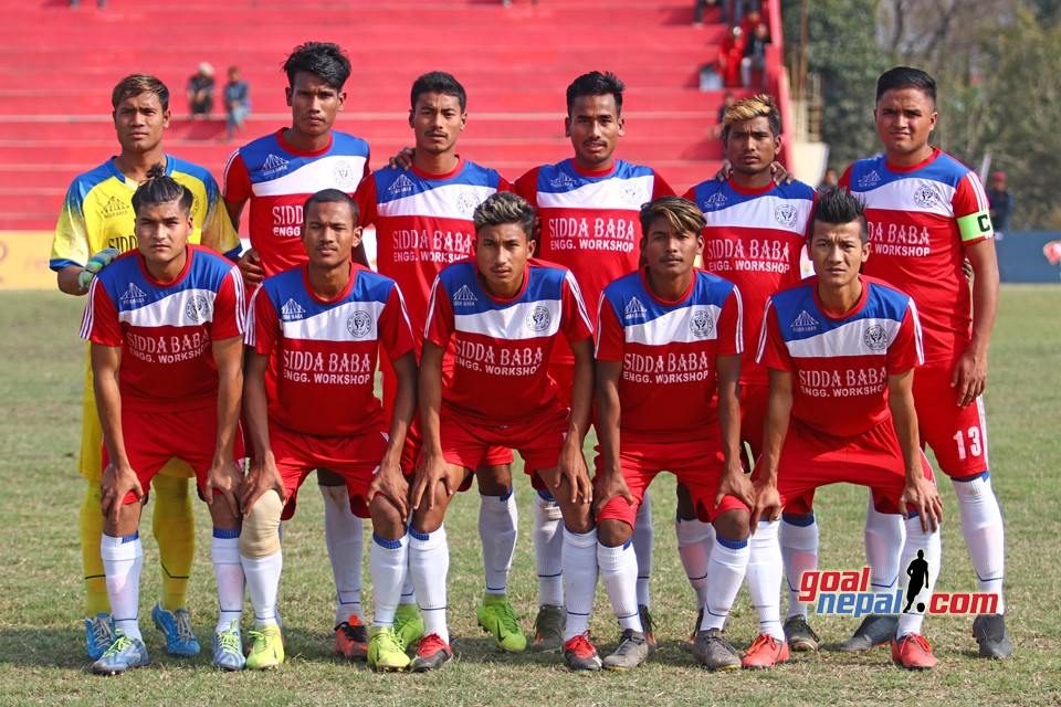 Nepal Ice 4th Farwest Khaptad Gold Cup: Nawa Jana Jagriti Yuwa Club Vs Madan Bhandari Sports Acedemy