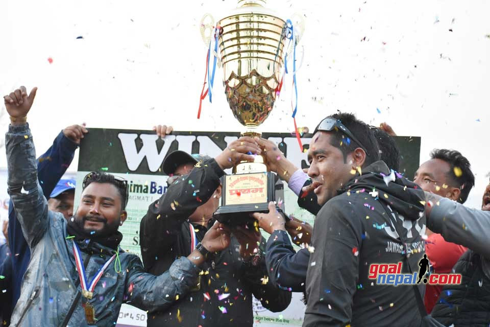 3rd Bagmati Godlcup Final Photos