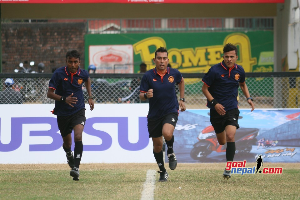 22nd Budha Subba Tuborg Gold Cup: San Miguel MCF vs Sunday FC, India
