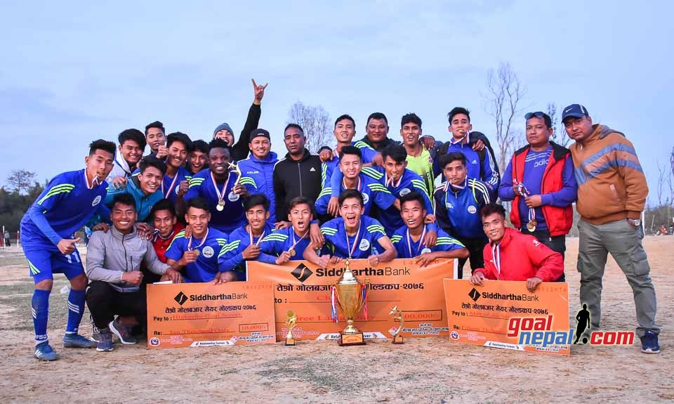 3rd Golbazar Mayor Goldcup 2076 | Bagmati Youth Club vs Church Boys United  |