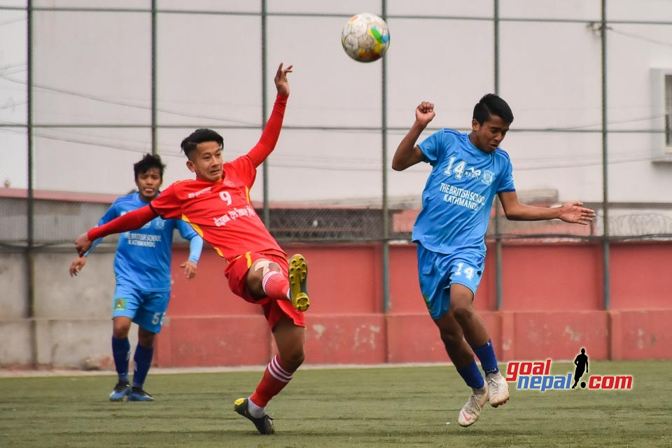 Martyr's Memorial B Division League 2076: TYC VS JHYC