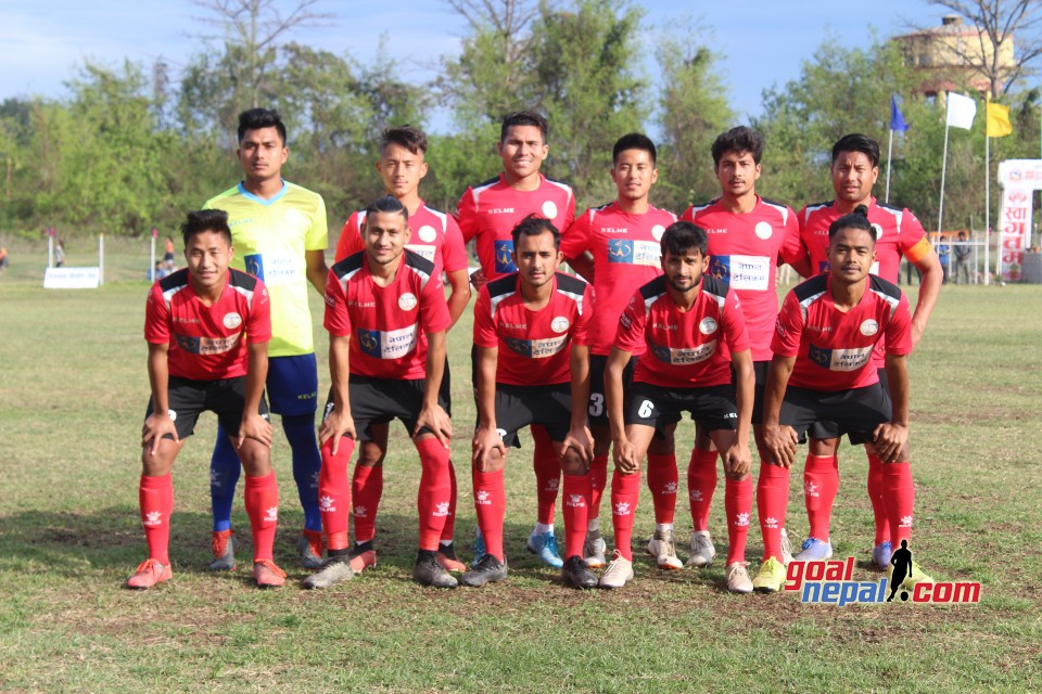 NPC Beats Far West XI To Enter Final Of 4th Rajarshi Janak Cup