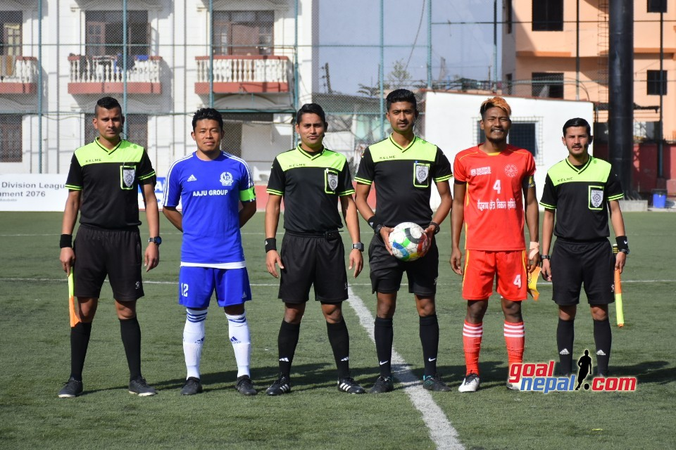 Martyr's Memorial B Division League 2076: SBC VS TYC