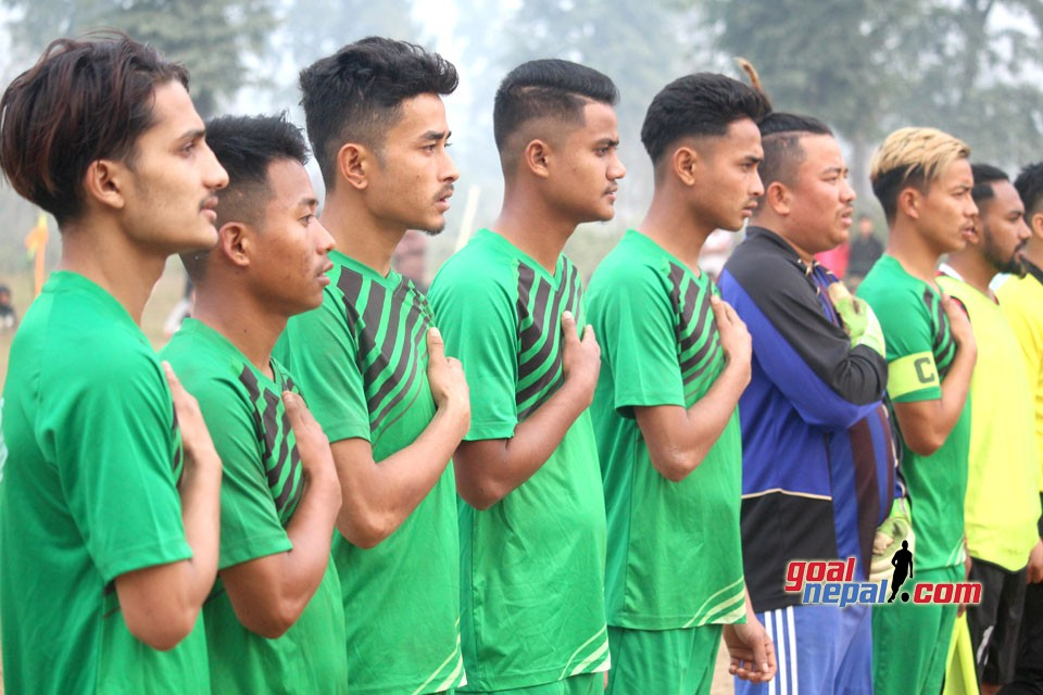 Buddha YC Win Title Of 1st Charange Cup