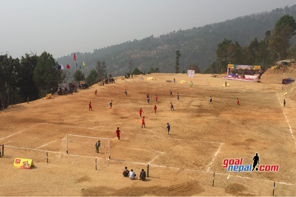 Majhuwagadhi Ranjitman Inter District Ward Championship - Day 4