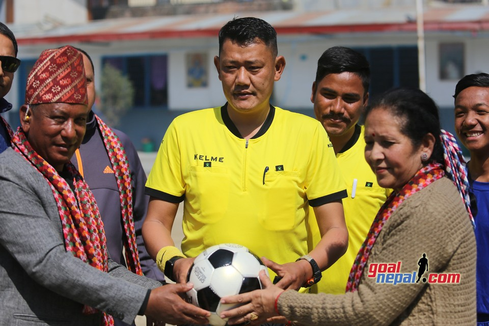 3rd Chakra Bahadur Memorial Inter School Tournament Kicks Off