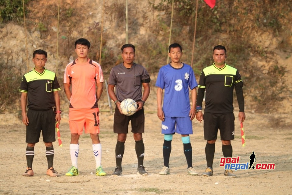 Late Gajendra Isbo Memorial Cup: Host A, CYC & Night Star Register Win