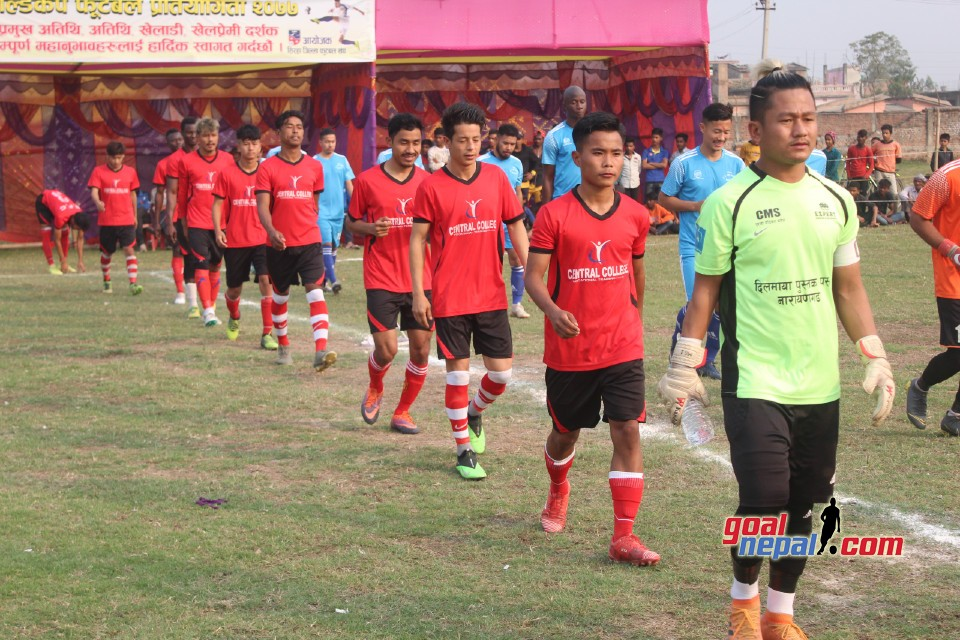 Siraha Mayor Cup: Salhesh Club Enters Final
