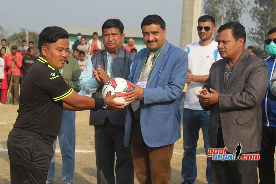 Madhuwan Wins Title Of 2nd Bardiya Jilla Palika Cup
