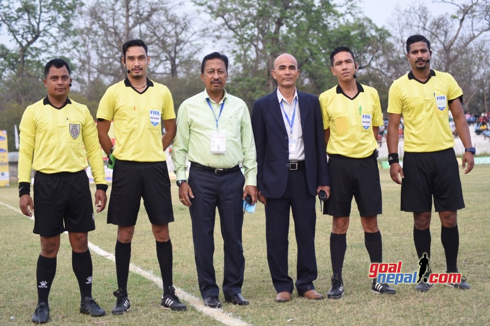 Vishwokarma Cement 11th Jeetpur Simara Gold Cup: NJJYC Vs HSC