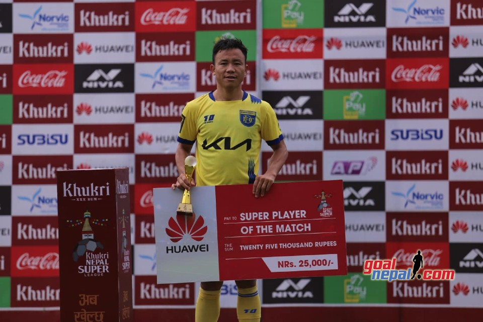 Nepal Super League: FC Chitwan Vs Dhangadhi FC